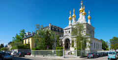 Eglise Orthodoxe Russe (3 Images)