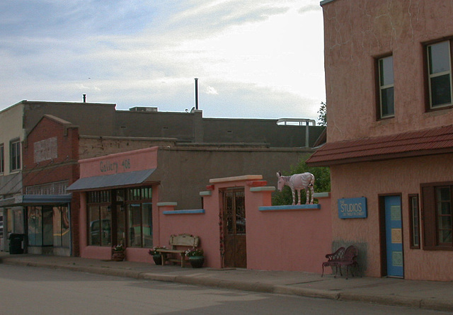 Carrizozo, NM (3270)