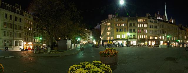 Place du Bourg du Four (~160°)