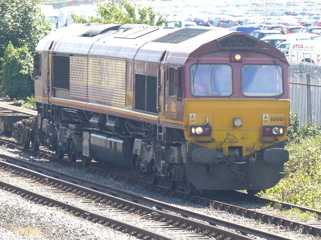 Class 66 at Work (7) - 2 July 2014