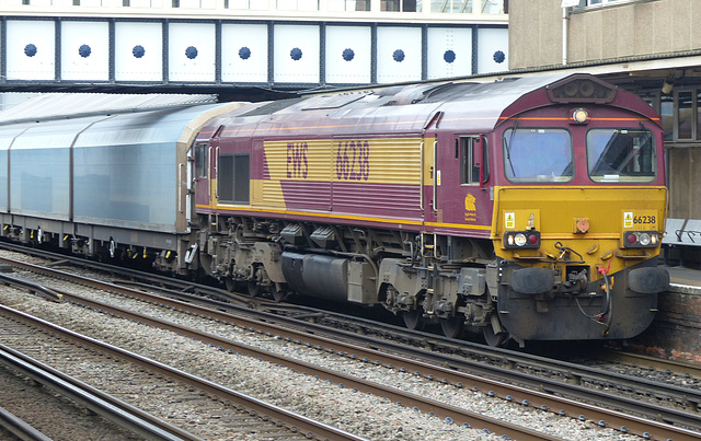 Class 66 at Work (9) - 2 July 2014