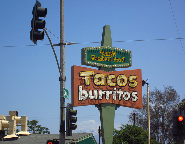 Tony's Mexican Food (2188)