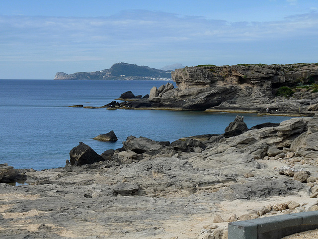 Rocky Coast at Kallithea