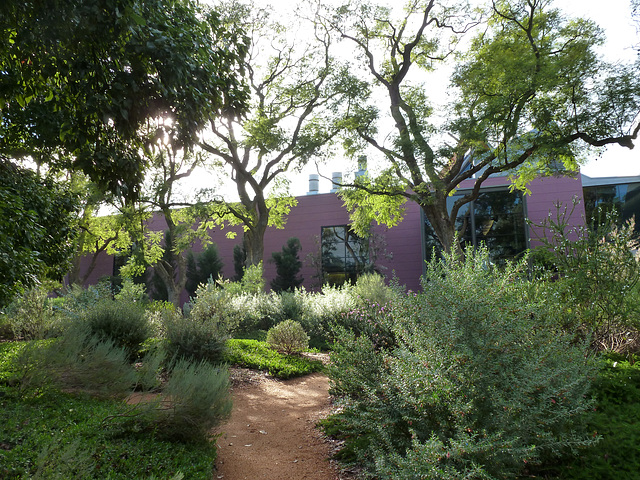 Wine Centre Adelaide Botanical Gardens