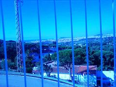 492 - Barcelona de color blau