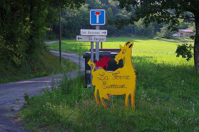 du côté de Vaunavey la Rochette - Drôme provençale
