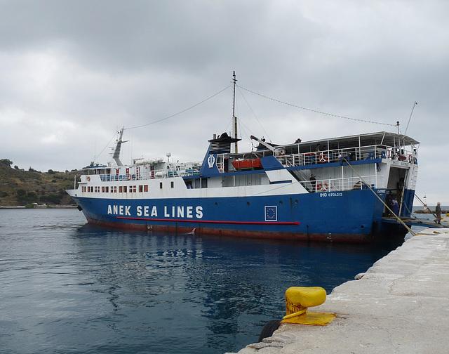 Anek Lines Ferry