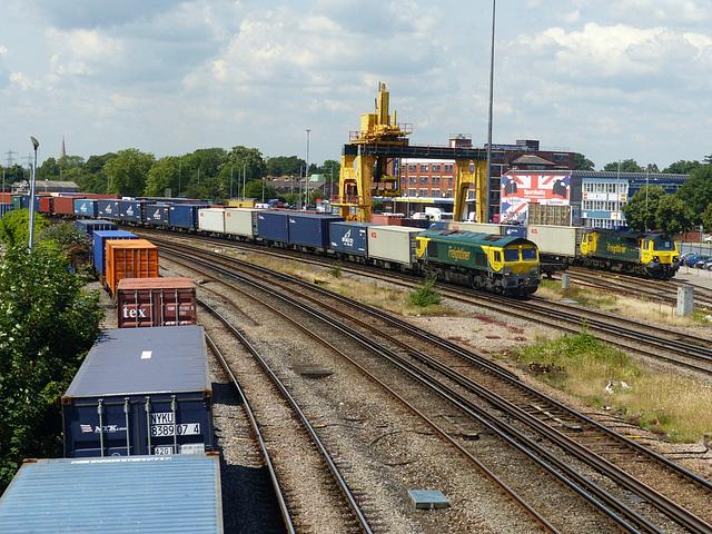 Freight Panorama - 2 July 2014