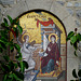 Mosaic at the Nunnery of the Annunciation