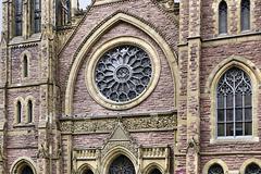 Saint James United Church – Saint Catherine Street at City Councillors, Montréal, Québec