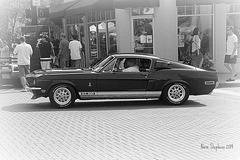 1968 Shelby Mustang GT 350