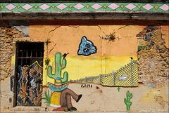 Setúbal, mural