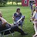 Doug, Judith, Alan