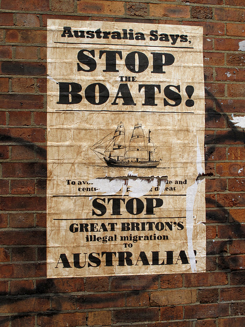 Stop the Boats