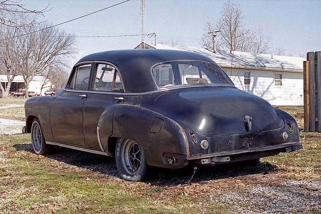1950 Chevrolet 4-Door