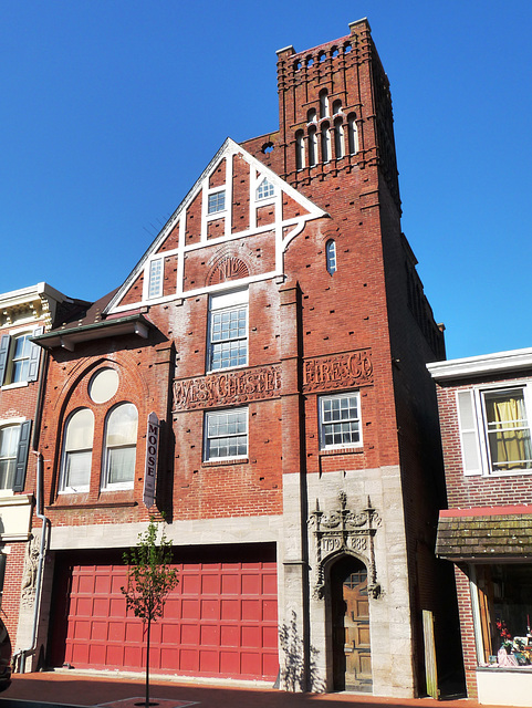 West Chester Fire Co. building