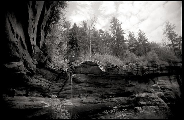 Torrent Falls, Section Three