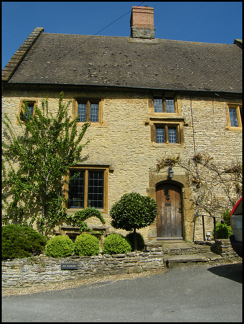 old house at Aynho