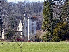 Saint-Nicolas-aux-Bois - Abbey