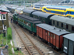 Emplacement Hoorn - SHM en NS