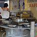 Dordt in Stoom 2014 – Pancake-making machine