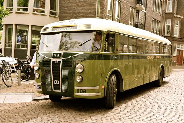 Dordt in Stoom 2014 – De NS zet bussen in