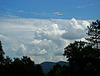 Clouds over Big Ridge