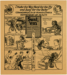 Swat the Fly, Save the Babies