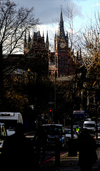 St Pancras Hotel and Station