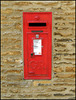 Square post box