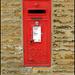 Square post box