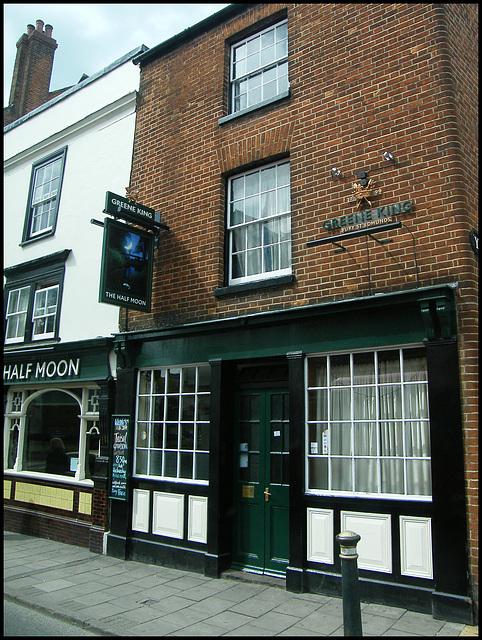 Half Moon pub