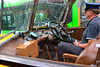 Dordt in Stoom 2014 – Behind the wheel of a 1950 Saurer L 4CT2 D