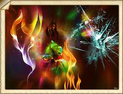Et faire danser...... les diables et les dieux ...........Allumer le feu