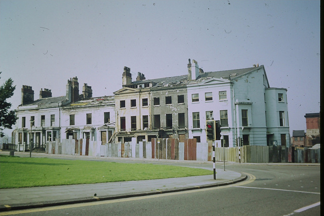 Upper Parliament Street, Liverpool (from a 1980s slide)