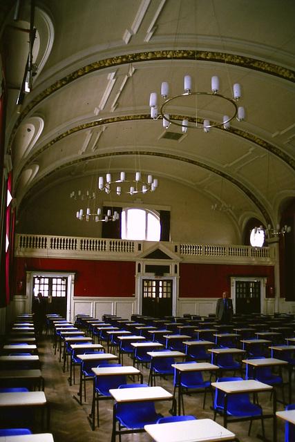 Bluecoat School, Wavertree, Liverpool (From a 1980s slide)