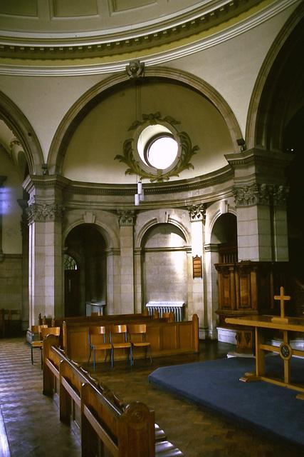 Bluecoat School Chapel Liverpool (scan of an old slide)