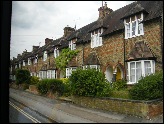 old terrace on Kingston Road