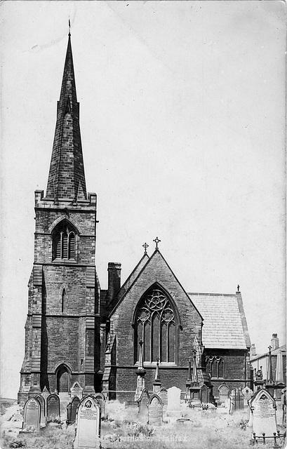 St. Thomas's, Halifax.