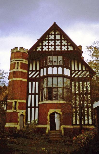 Greaves Hall, Southport, Merseyside (Demolished)