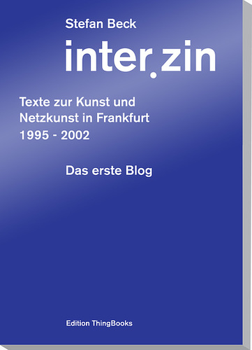 Inter.zin Buch Cover
