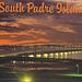 South Padre Island (poŝtkarto de Peter E.Browne pri B.Traven)