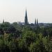 Oldenburg von oben