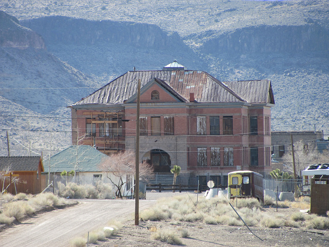 Goldfield High School