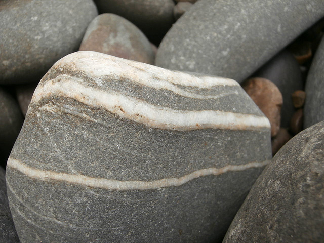 Lovely markings on the stone