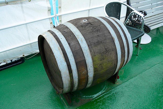 Dordt in Stoom 2014 – Roll out the barrels
