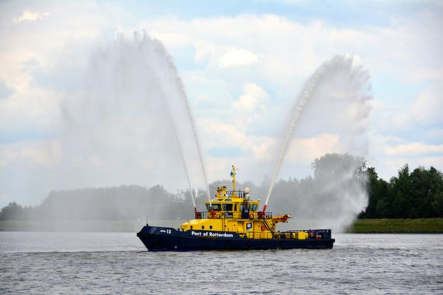 Dordt in Stoom 2014 – Port of Rotterdam RPA 13