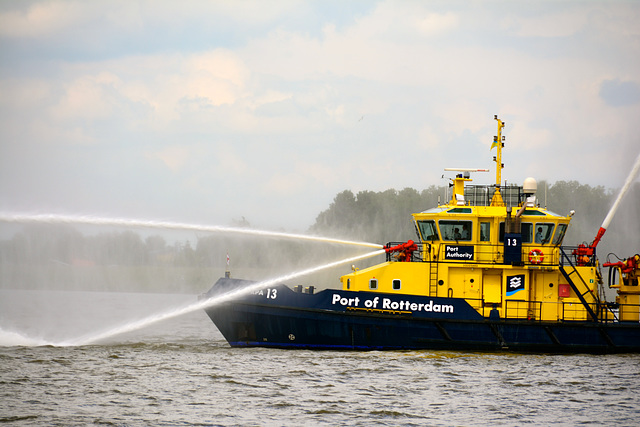 Dordt in Stoom 2014 – Port of Rotterdam RPA 13