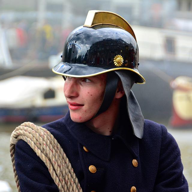 Dordt in Stoom 2014 – Fireman