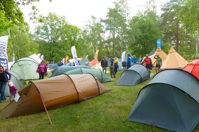 Globetrotter/Dresden - Outdoor Event bei Moritzburg